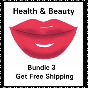 Health & Beauty Only! Limited Time Offer!
